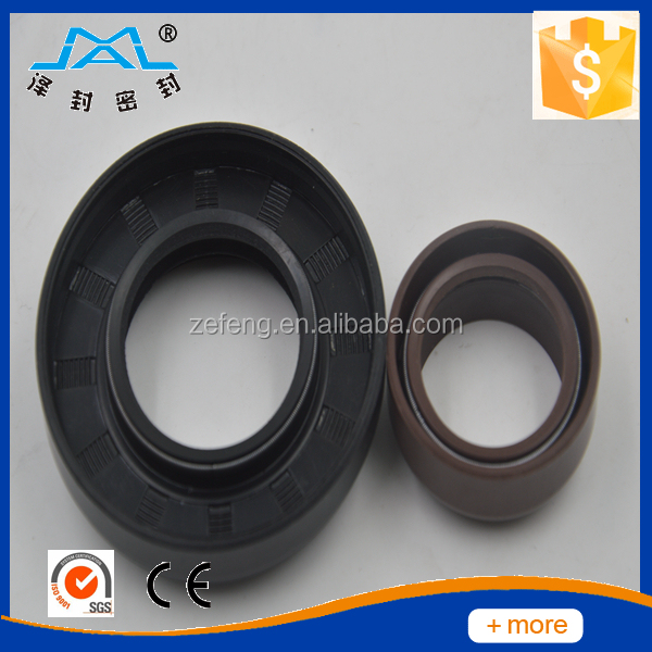 High pressure TCV oil seal