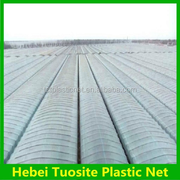 200 Microns Clear Tunnel Plastic Greenhouse Film For Agriculture ...