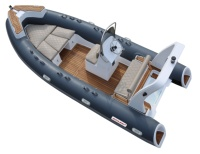 SAILSKI rigid inflatable boat ( New 18ft 5.5m hypalon rib boat )