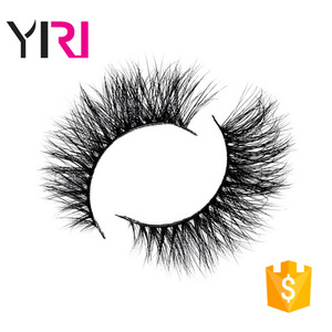 100% Genuine Clear Band 3D Mink Eyelash Wholesale Mink Eyelash Premium Mink Lashes