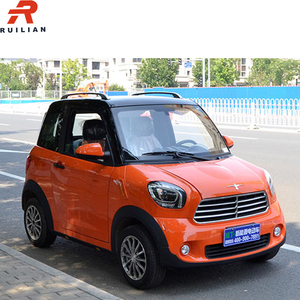 Ld 01 4500w Eec Electric Car Street Legal In Europe