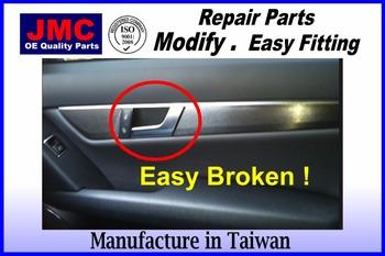 European Auto Car Parts Interior Inside Inner Handle Repair Kits For W204 S204 2047203263