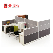 Ergonomic office workstation furniture acoustic cubicle made in China(FOH-SS3050-3134)