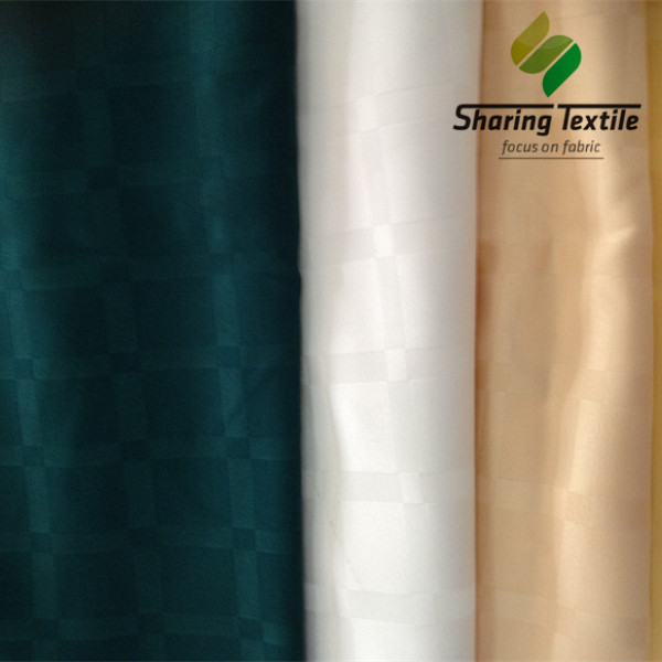 Manufacture Directly Regular Colors Jacquard Tablecloth Fabric/ Jacquard Table Cloth /Jacquard Table Cover Fabric