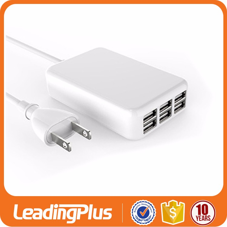 Mobile Accessories Phone Home 3 Port Quick Charge 3.0 Wall Charger