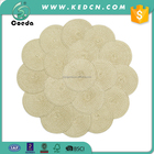 Flower Shape Plastic Table Plate Mat