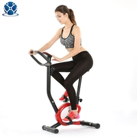 QN-B201 High Quality indoor cycle spinning belt exercise Bike