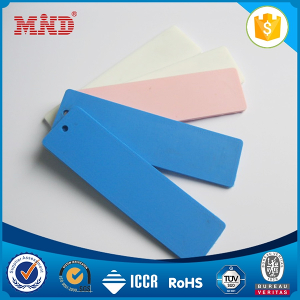 MDLT011 Waterproof silicone industrial UHF rfid laundry tag with Alien H3 chip