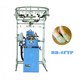 automatic shaoxing rainbow socks knitting machine production equipment