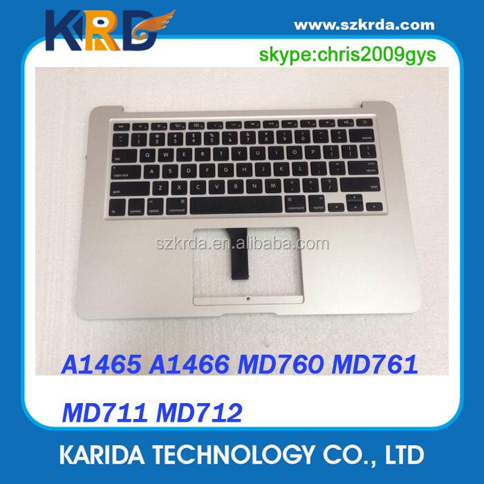 Nieuwe Voor Apple laptop toetsenbord macbook A1465 A1466 MD760 MD761 MD711 toetsenbord met palmrest top cover