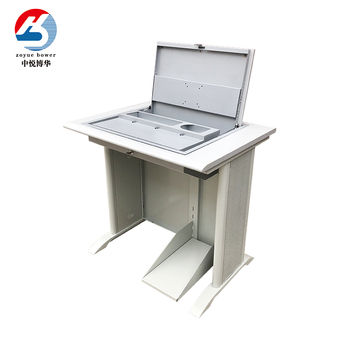 Screen Flip Top Sale Safe Box Computer Desk Metal Folding Student Desk Table Leg For School And Office