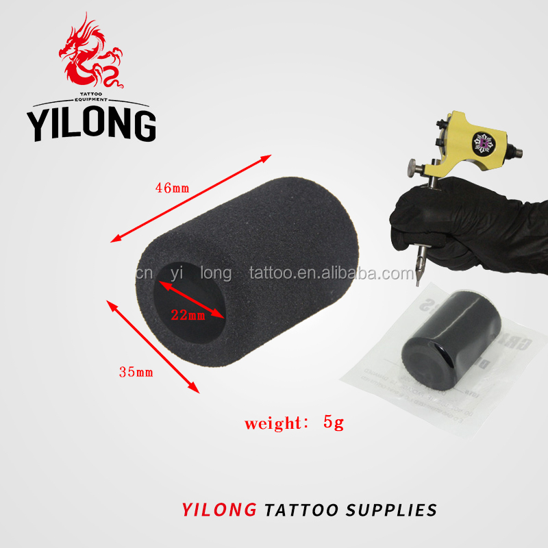 Yilong Tattoo 35mm Grip Cover