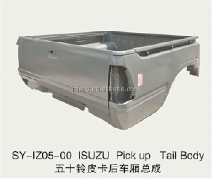 Juncheng Vehicle Steel Accessories Isuzu Tfr Pick Up Tail Body ...