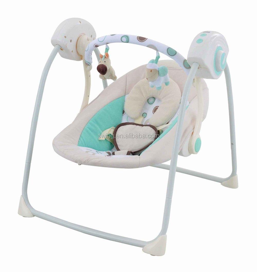 Schommelstoel Elektrisch Baby.Elektrische Schommel Schommel Speelgoed Baby Schommelstoel Ty002 2