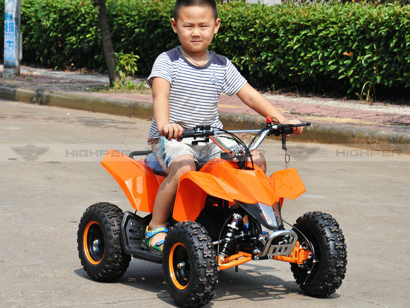 2014 kids gas powered atv 50cc for cheap sale atv 8 for Motorized atv for toddlers