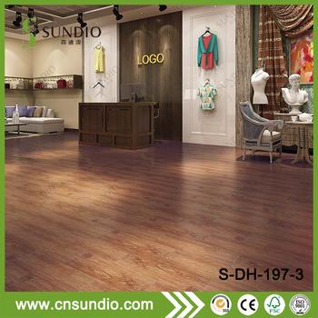 5262mm Cheap Wooden Design Linoleum Click Vinyl Floor Tiles
