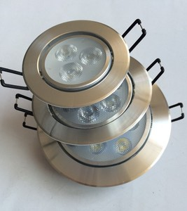 Fire rated color temperature CCT LED downlight 230V 220V
