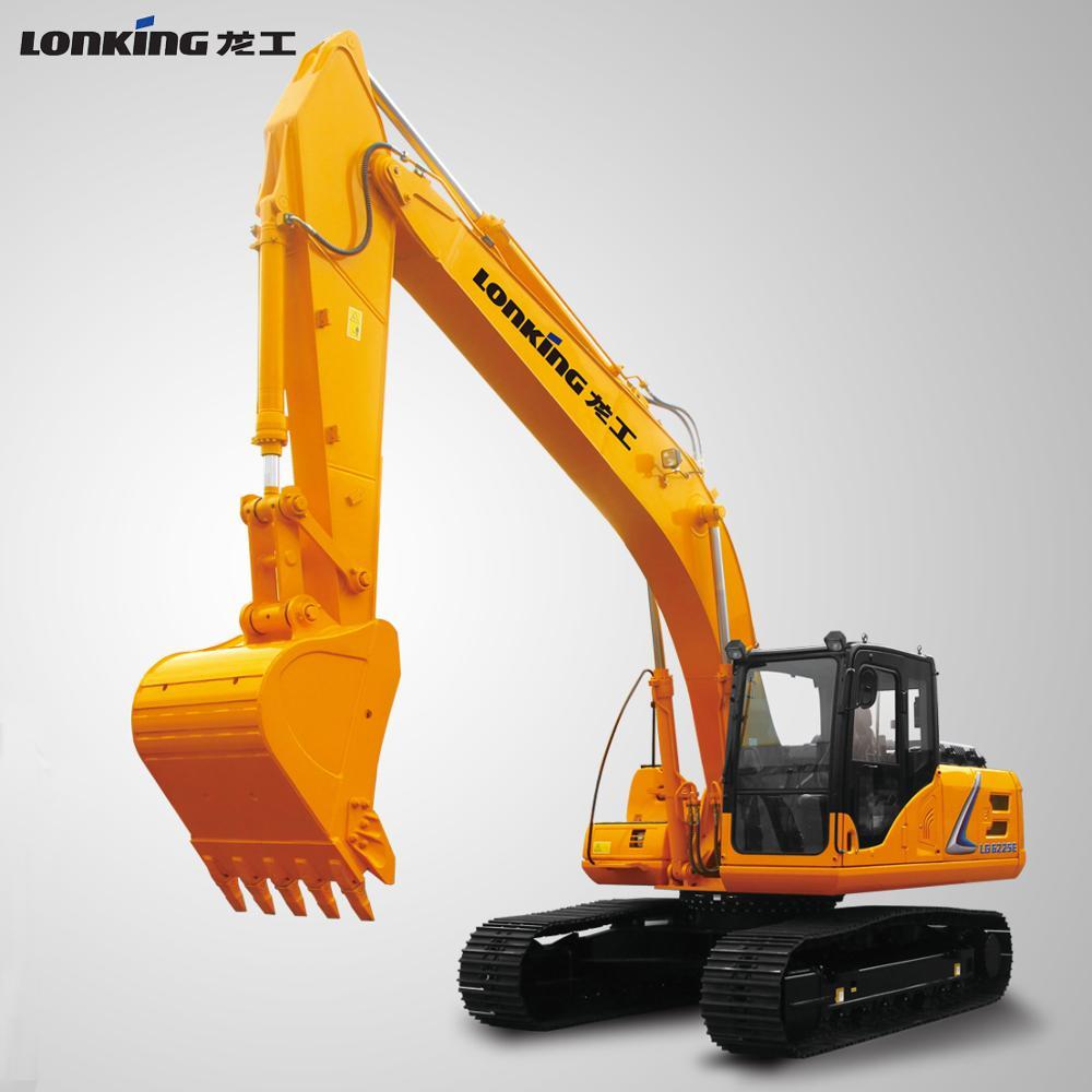 Гусеничный Экскаватор LG6225E Lonking brand 20 ton для продажи