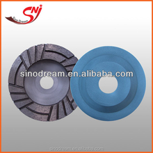 MIDSTAR granite porcelain tiles diamond grinding wheel