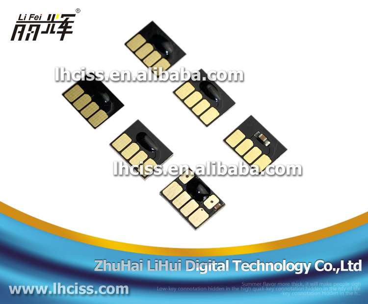 LIFEI auto reset chip for HP 11 82 84 for hp Designjet 10ps 20ps 50ps 120