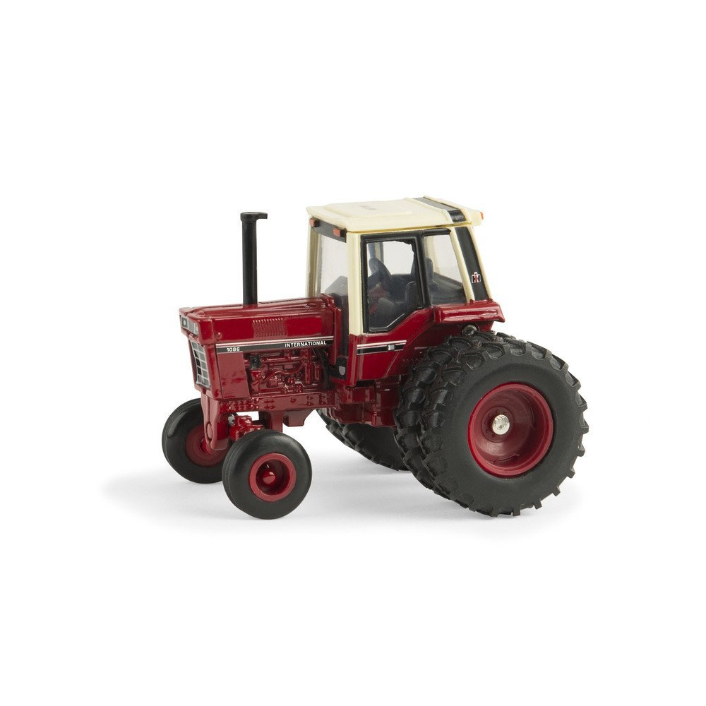 Get Quotations · 1:64 International Harvester 1086 tractor National Farm  Toy Museum