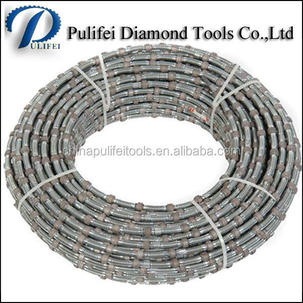 28 Diamond Segment Beads For Spring Diamond Cutting Wire Saw For ...
