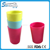 melamine solid color kids drinking cup
