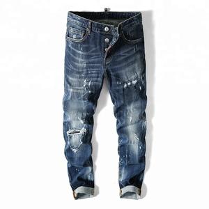 straight jeans pants black men skinny jeans