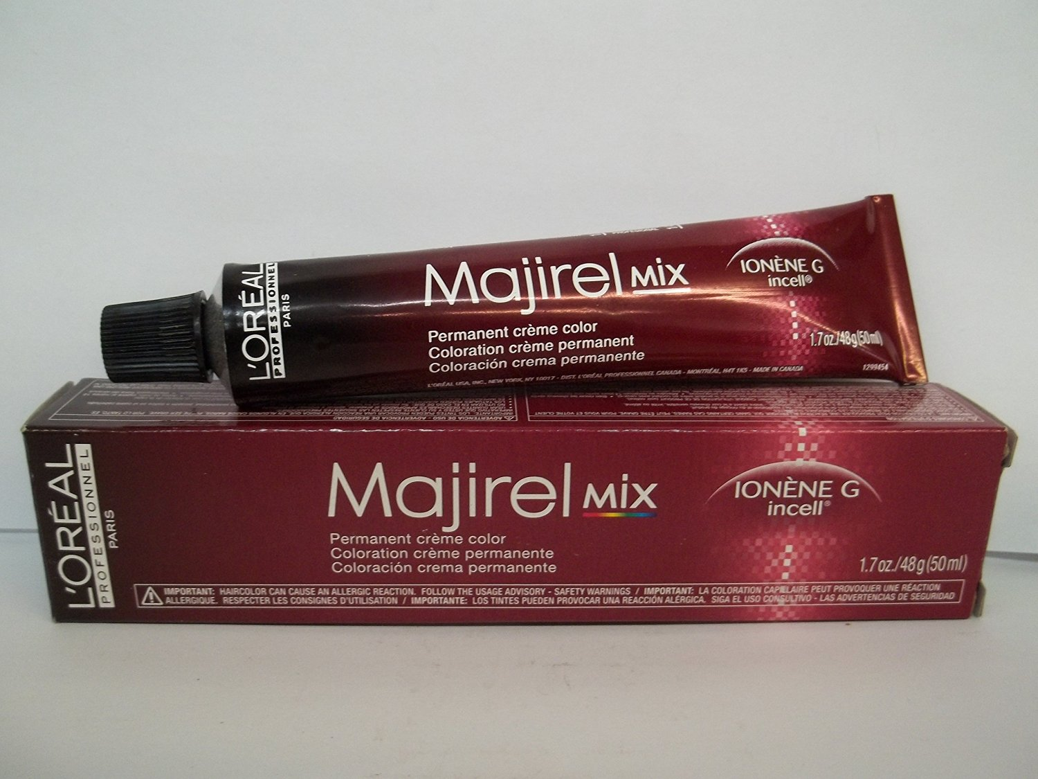 Cheap Majirel Mix Find Deals On Line At Alibabacom Loreal Majirouge Beauty Colouring Cream 50ml Get Quotations Cooper 17 Oz Tube