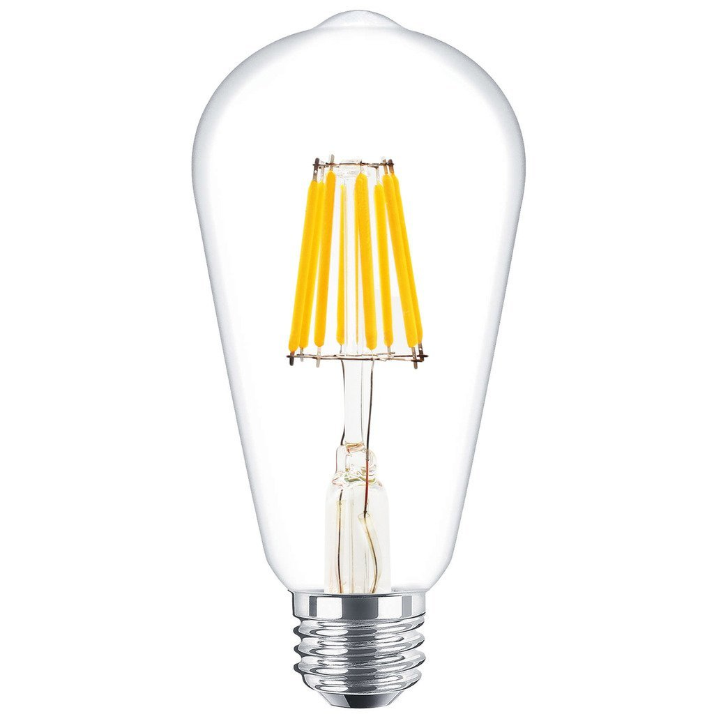 cheap vintage lighting. Get Quotations · Volare-HK Antique LED Bulb 8W Dimmable, ST64 Clear Vintage Edison Light Cheap Lighting