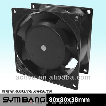 80mm 24v 115v 230v bathroom window exhaust fan a8038 s - Bathroom Window Exhaust Fan