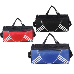 Wholesale Cheap Oxford Nylon Duffle Sports Gym Bag With Custom Logo