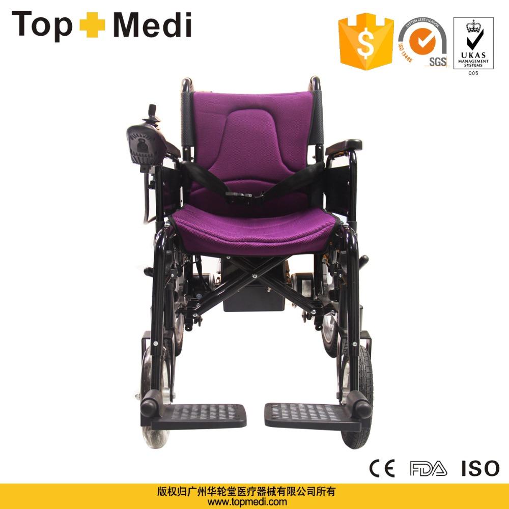 topmedi meilleure vente pas cher prix pliable fauteuil roulant 201 lectrique pour personnes 194 g 233 es