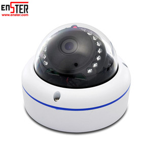 Onvif p2p night vision Real time Waterproof H.265 5MP mini IP dome camera support ONVIF/POE/audio, adjust for Zoom&Focus