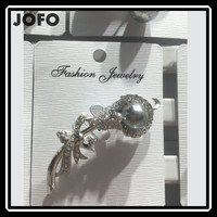 Scarf Buckle Cute Bouquet Pearl Brooch For Wedding Wholesale SCC0466