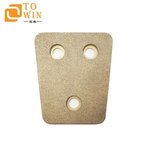 Sintered Brass Clutch Button With High Quality Performance