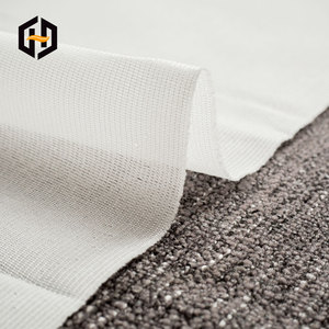 good quality interfacing fabric for garments Warp Knitted Interlining for men's suit 100% polyester woven fusible interlining