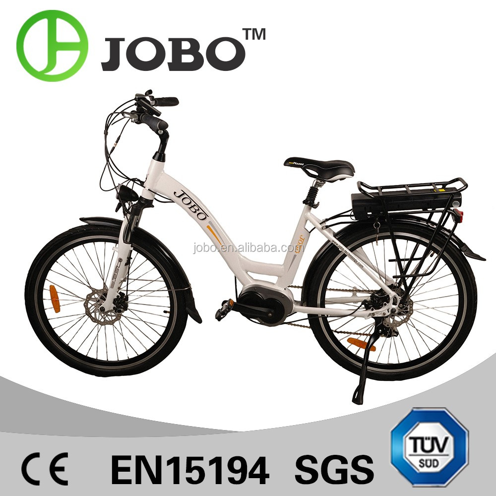 China Hot Selling Suppliers Dutch Style Ebikes Jb-tdf20l With ...