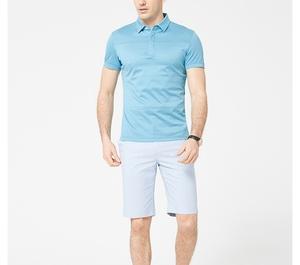 Custom men fashion design plain dry fit pique t-shirts polo bangladesh
