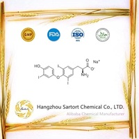 pharmaceutical raw material suppliers in china Liothyronine Sodium 55-06-1