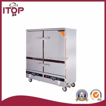Merveilleux GRS 24 Gas Steamer Cabinet