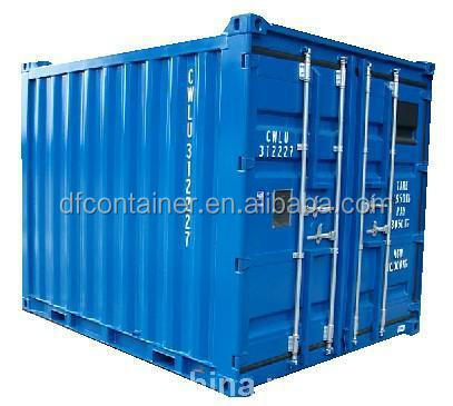 10ft 20ft offshore container DNV 2.7-1 CSC certificate EU special design