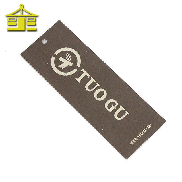 China wholesale t shirt clothes custom paper product hang tags for clothing,swing tags for towels