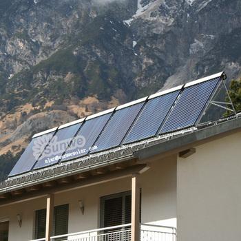 Evacuated Tube Solar Collector Diy - Buy Evacuated Tube ...