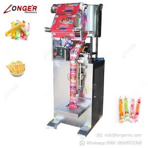 Factory Supply Plastic Bag Liquid Juice Sachet Filling Sealing Equipment Vinegar Milk Pure Water Pouch Packing Machine Price