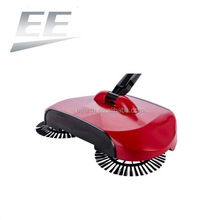 factory pirce No Power Needed Automantic Hand Push Handheld Carpet Floor Dust Dirt Cleaner Home Magnetic Flloor sweeper