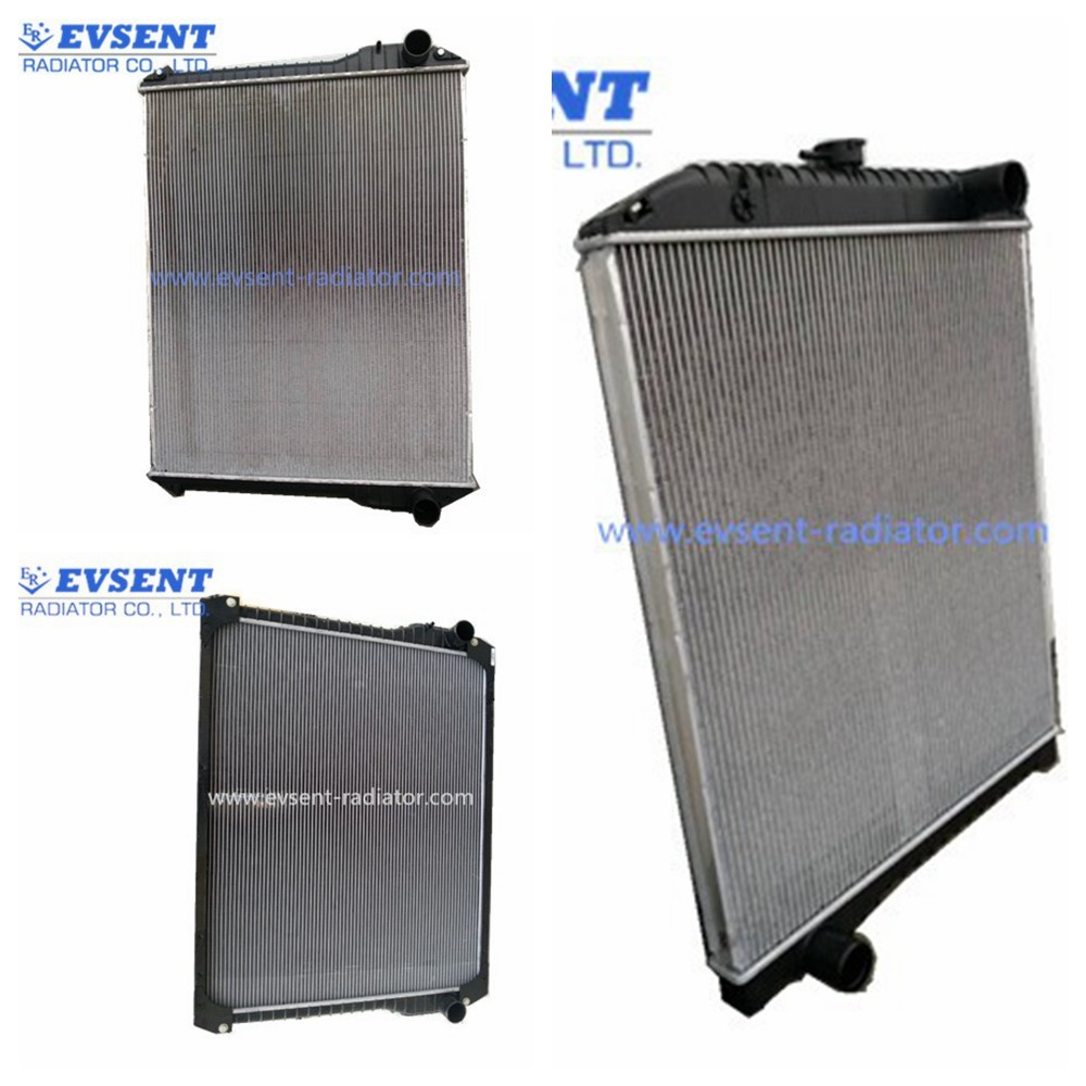 Design of a car radiator - Factory Cheap Custom Design Aluminum Radiator Core Material 61447a Heavy Truck Car Radiator