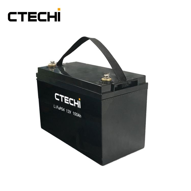 CTECHi 4x18650 Pin Nước Hộp Gói Trường Hợp Nhà Bìa cho Light Xe Đạp Đèn Pha