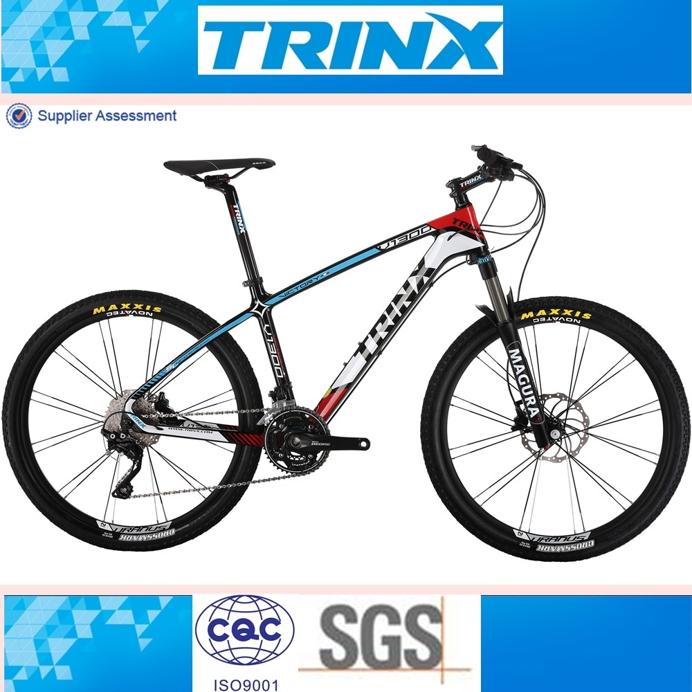 trinx china 2016 carbon mountain bike bicycle 30 speed for sale