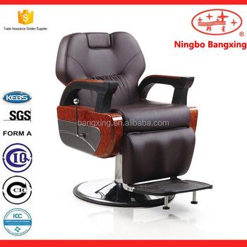 Utilizar Barbero Peluquería Silla Para La Venta Bx-2808bq (muebles ...